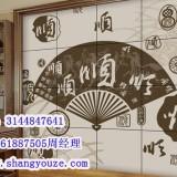 UV平板打印机 PVC亚克力金属标牌瓷砖玻璃仿玉石3D浮
