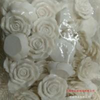 塑胶饰品 树脂花朵