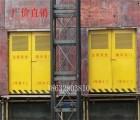 朗途建筑施工安全防护电梯门厂家,带踢脚板的电梯门价格