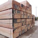 大方铁杉建筑口料辐射松板材价格大方料价格铁杉原木批发