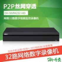 大华16路POE网络数字高清硬盘录像机NVR监控主机