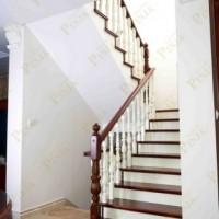 上海楼梯别墅楼梯实木楼梯