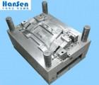 供应坪山新区塑胶模具设计与模具制造 汽车导航仪面板模件