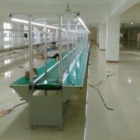 河南天威鑫PVC皮带流水线 耐高温防静电电子厂流水线