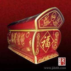 订制陶瓷殡葬用品骨灰罐制作厂家