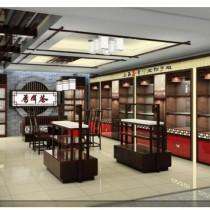 洛阳展示柜设计 展示架设计 货柜图片
