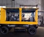 路边施工临时用电移动式柴油发电机出租