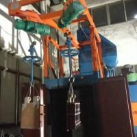 Q376吊钩式抛丸机