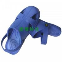 净化拖鞋 防滑柔软静电防护鞋 防静电凉鞋
