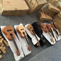 夏威夷小吉他专卖琴行,TOM TUT-200单板桃花心木,