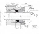 日本NOK-USH密封件聚氨酯PUNBR橡胶密封圈