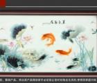 景德镇人物瓷板画装饰品 景德镇瓷板画定制1.2米