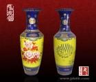 【新】描金陶瓷开业礼品大花瓶定制定做厂家