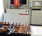 二手光学坐标磨|转让精密台湾准力平面磨618磨床一批