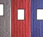 太原订做各种材质棉门帘免费测量安装量大从优