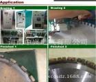 16KW金刚石锯片焊接设备 高频感应焊接设备