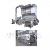 化工原料PVC颗粒卧式沸腾床干燥机低价批发