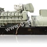 400-750KW曼海姆船用发电机组的产品构造