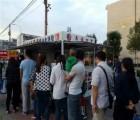 太阳山开发区餐车|迅蓝餐车|厢式餐车