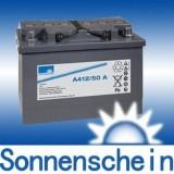德国阳光蓄电池A602/1000(2V1000AH)