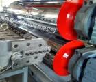 PVC塑料板材设备   PVC塑料片材生产线