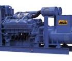 三菱柴油发电机组电气性能和结构特点