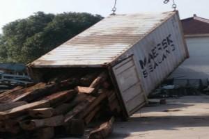 尼日利亚刺猬紫檀进口代理清关手续流程费用