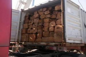 广州黄埔港进口非洲刺猬紫檀如何办理清关手续及所需费用