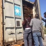 莫桑比克高棉木进口报关费用|非洲高棉红原木粗方进口买单报关费