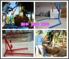 单人使用挖树机 苗木断根机 植树挖树机新款挖树机