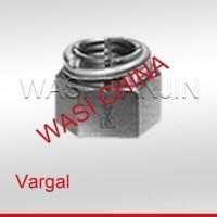 不锈钢锁紧螺母ISO7042锁金属锁紧母