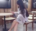 2017春夏季新款女装韩版直筒长裤高腰显瘦黑白色针织运动休闲