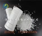 白色注塑原生环保耐腐蚀pvc粒子