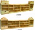 幼儿园储物柜,玩具收纳柜专卖,幼儿园图书柜价格