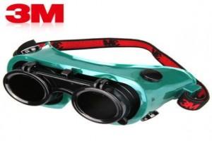 供应3M 10197电焊眼镜 焊工防护眼镜 防红紫外线护目镜