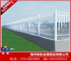厂家供应铁艺围墙栏杆 三明小区围墙塑钢护栏价格