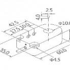 凯基特Φ21mm环形接近传感器