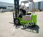 乳山苹果冷库专用2.5T、3T内燃柴油叉车销售前后实心轮胎