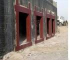 丰台区北大地承重墙拆除开门洞加固 楼板开洞炭纤维加固