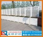 吴忠PVC发泡板花箱道路护栏 龙桥厂家直销