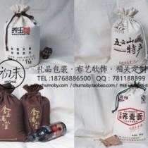 中山亚麻茶叶手提包生产