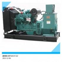 梅州柴油发电机组出租图片