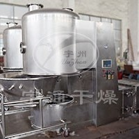 XF-50A水溶肥沸腾流化床易清洗