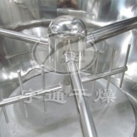 甘露醇连续沸腾干燥机型号齐全