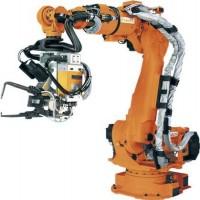 中频点焊机焊接机器人