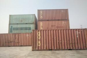 天津港二手集装箱 海运集装箱 货柜 箱房改造等