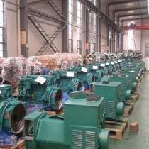 上柴柴油发电机组50KW-800KW图片