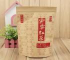 厂家生产定制开窗牛皮纸袋 茶叶袋 坚果食品自立包装袋