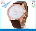 时尚经典不锈钢玉石手表男士商务礼品手表手表日本进口原装石英表