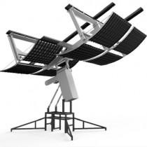 LBF立板风光高效发电机组图片